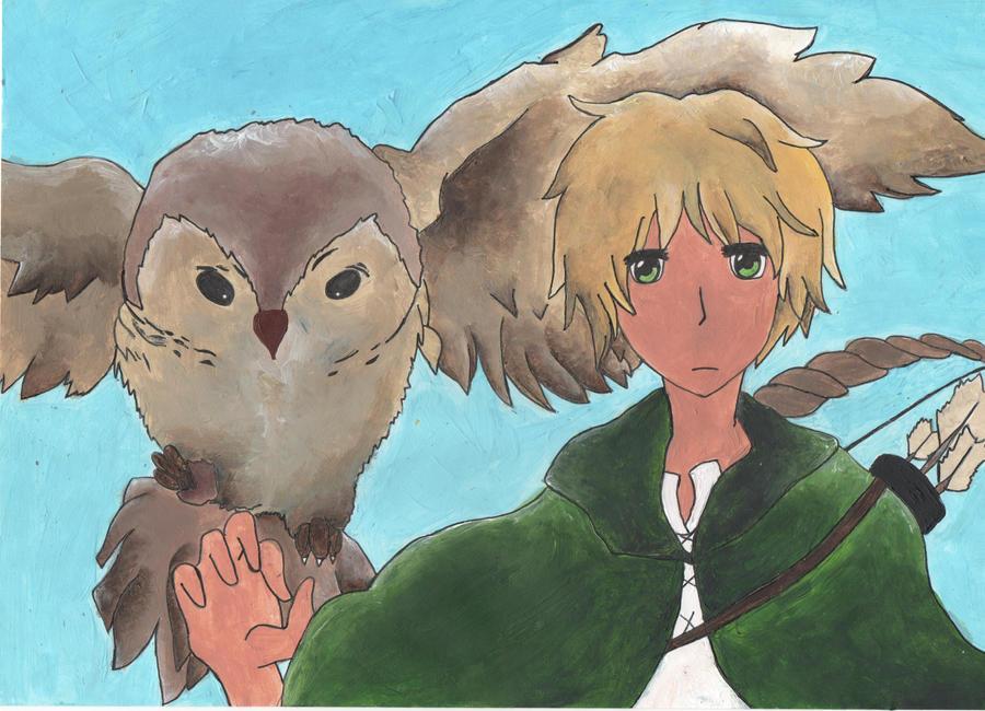 Arthur 10: colour by jillyred