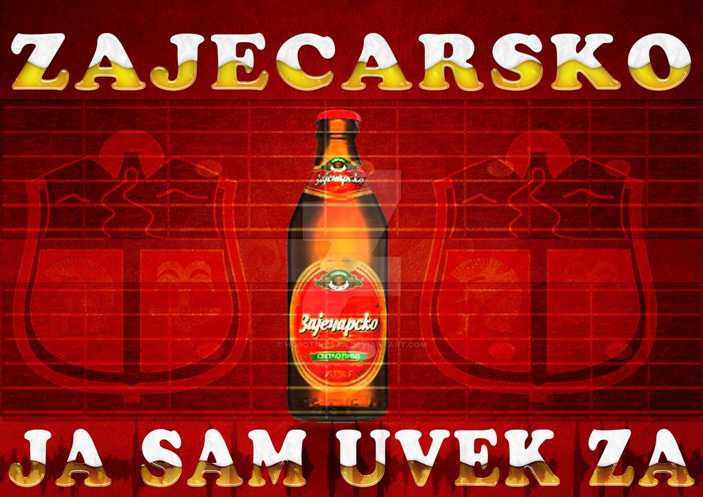 Serbian beer brend by hobotnicaaa