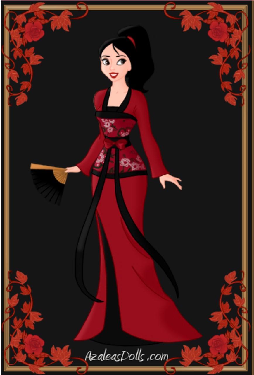 Mulan And Shang Fanfiction