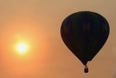 Hot Air Balloon by aniaj