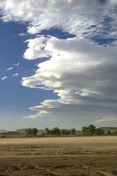 Lahonton Sky by aniaj