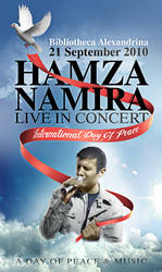 Hamza - day of peace concert