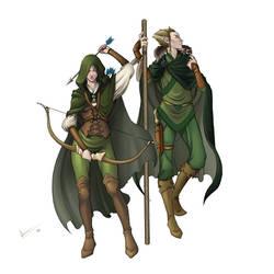 DS Kingsoms: Boccanach by Manshi