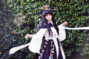 Tomoyo-Hime by SuiTania