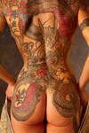 Tattoo 4 by MichaelDunning