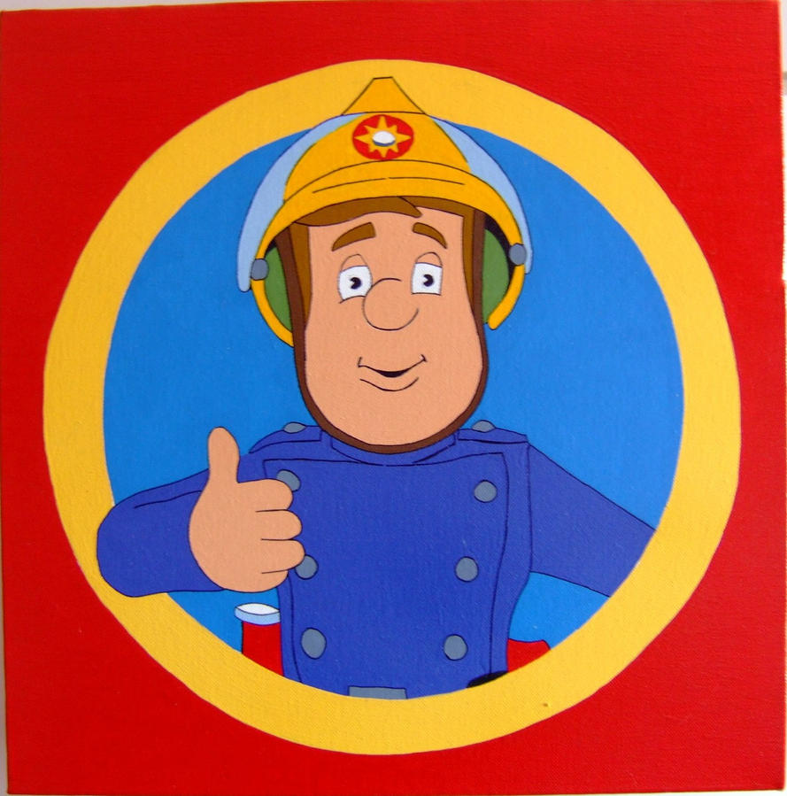Fireman Sam by Bowthorpe