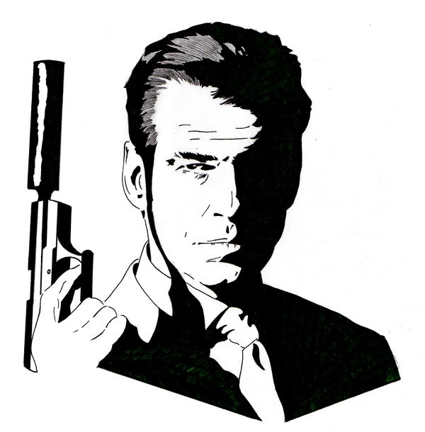 james bond coloring pages characters - photo#6