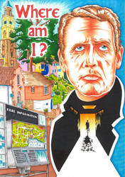 The Prisoner private commission by Bowthorpe