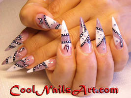 Nail Art design by thientu83