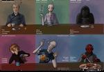 Star Wars: Breakfast of Champions by Teq-Uila