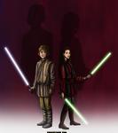 Skywalker Twin Force