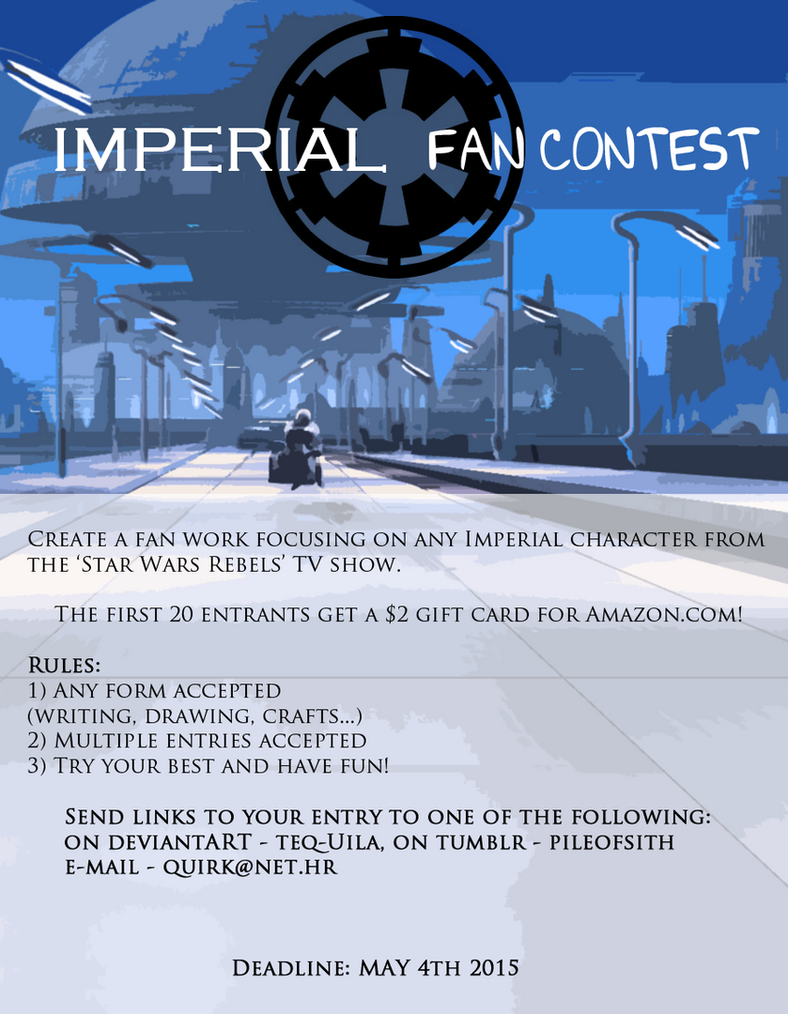 Imperial Contest - Info by Teq-Uila
