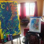 Key to creativity WIP