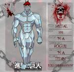 Shingeki no Kyojin OC: Metal Titan