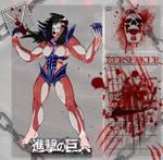 Shingeki no Kyojin OC: Berserker Titan