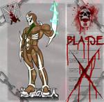 Shingeki no Kyojin OC: Blade Titan