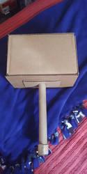 Cardboard Hammer by DIMProps
