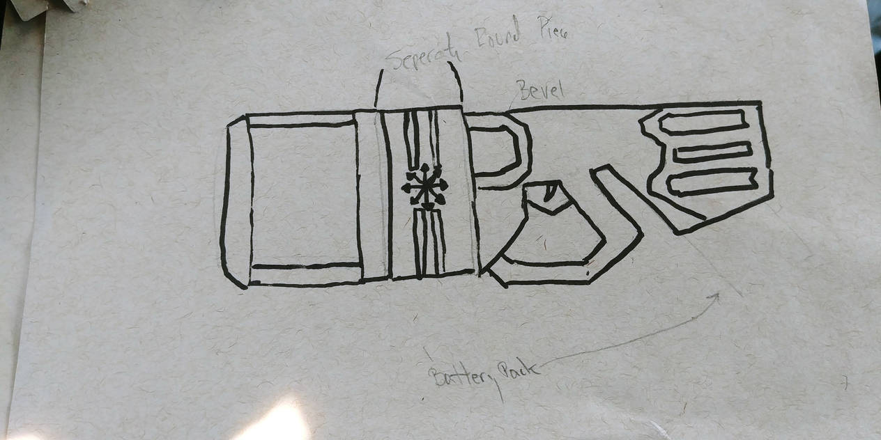 Energy Cannon by DIMProps