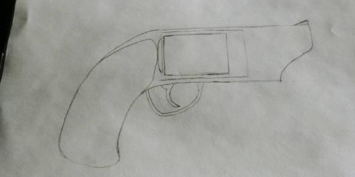 Flintlock Revolver by DIMProps