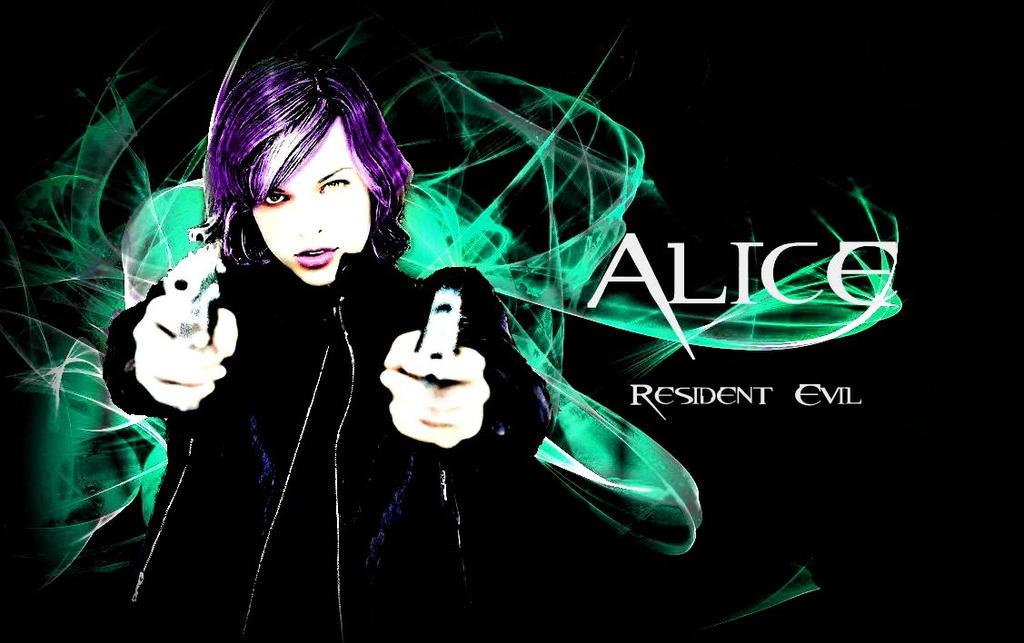resident evil alice wallpaper - photo #14