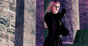 Jill Valentine (Ultraviolet ver. )