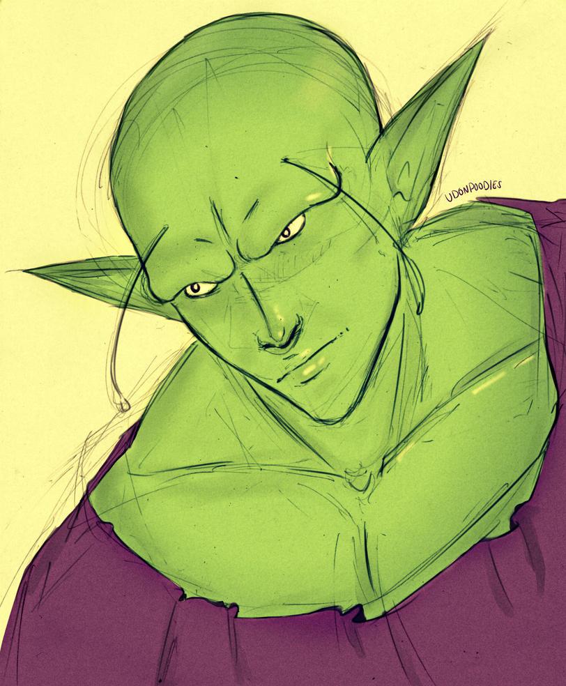 Piccolo by Gleca