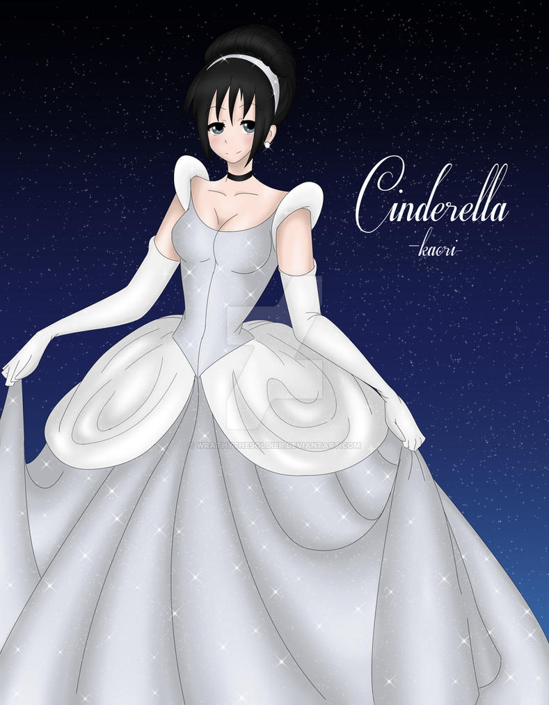 Cinderella (OC/Disney Crossover) by WrathyTheSoldier