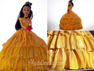 Belle Cake by Kaddiness