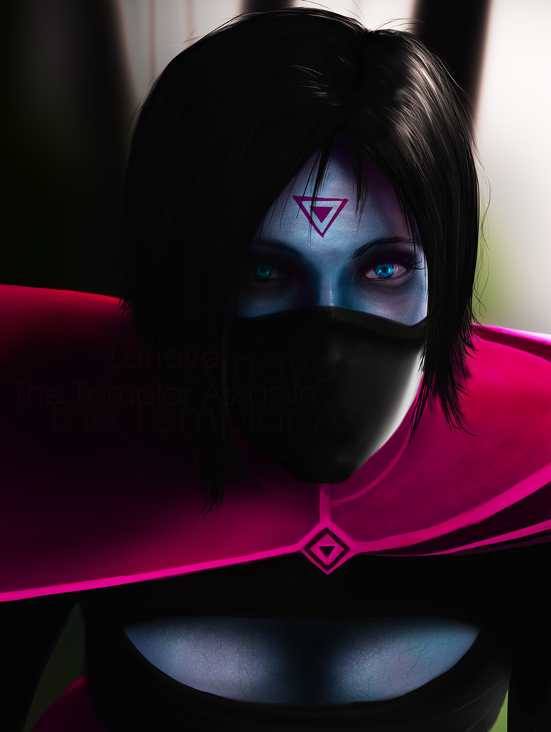 Lanaya The Templar Assassin - Dota 2 by EtheralBlade