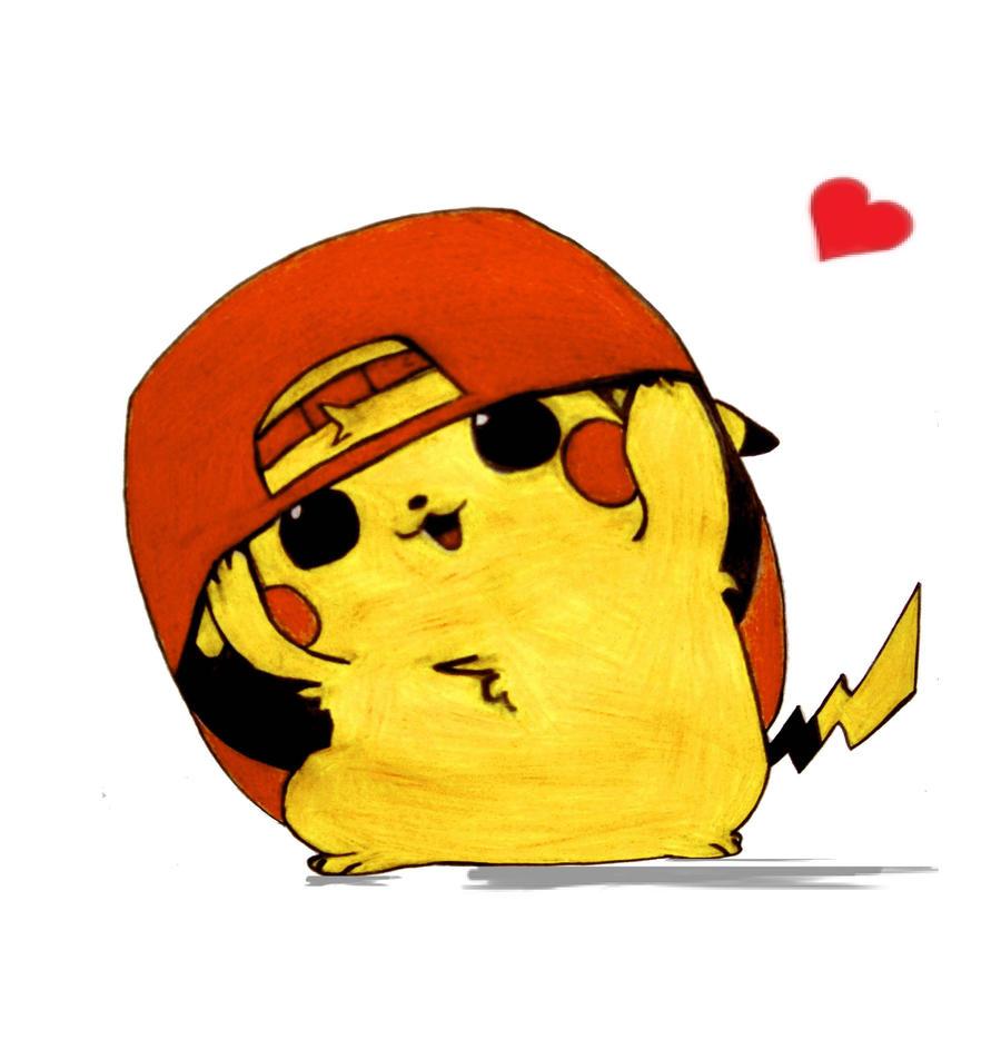 pikachu from pokemon by KatrinaaKitty on DeviantArt