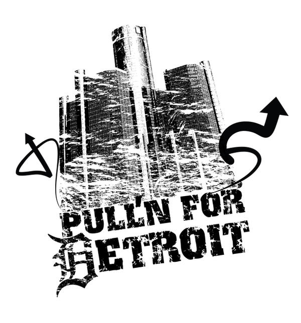 Pull'n for Detroit by metrokid