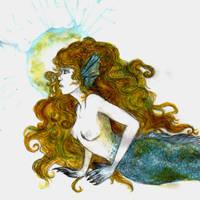 Mermaid by PetiniBeag