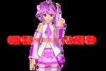 MMD - DT Sakura Neru Akita