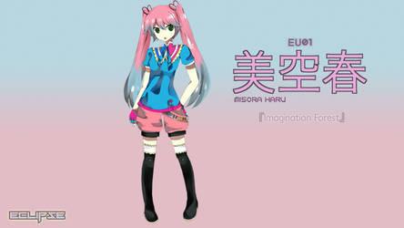 Misora Haru Demo Song: Imagination Forest by 4sages