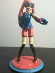 Misora Haru 3D Figure by 4sages