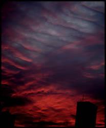 Molten Sky by Skandning