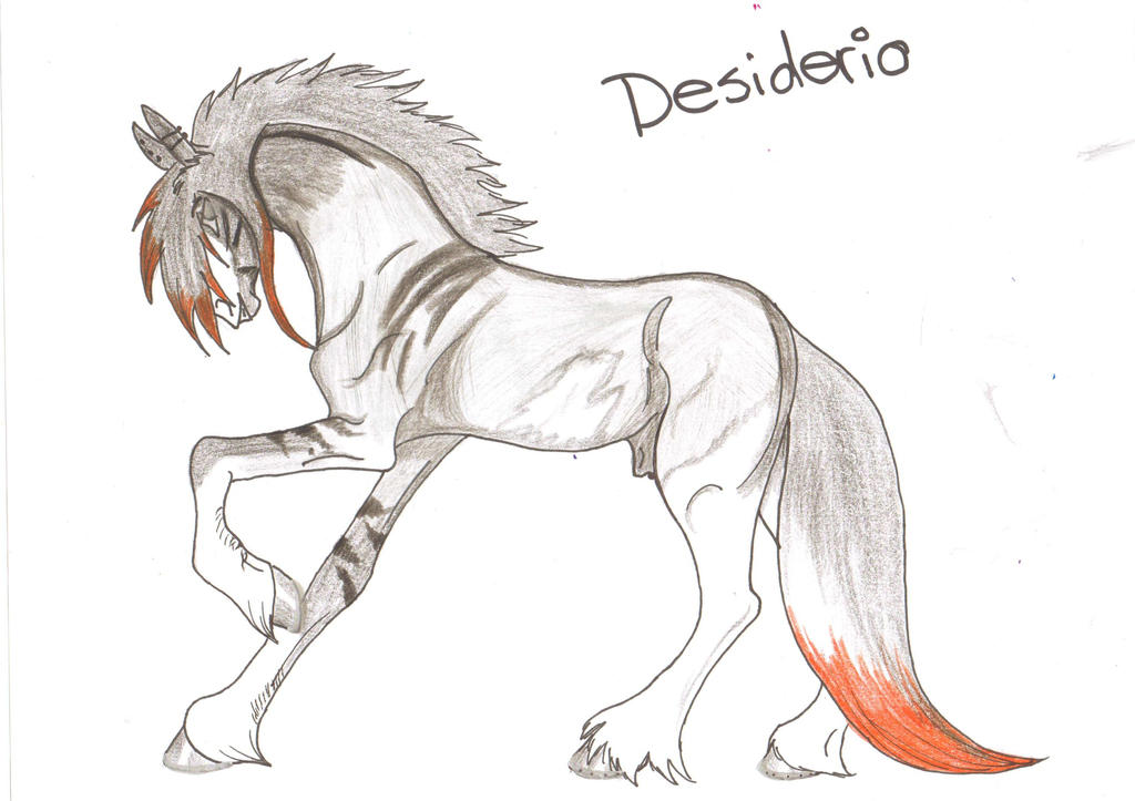 Desiderio by DeziSaurus