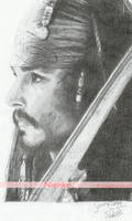 Johnny Depp by ArwenEvenstar16