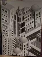 City... by ArwenEvenstar16
