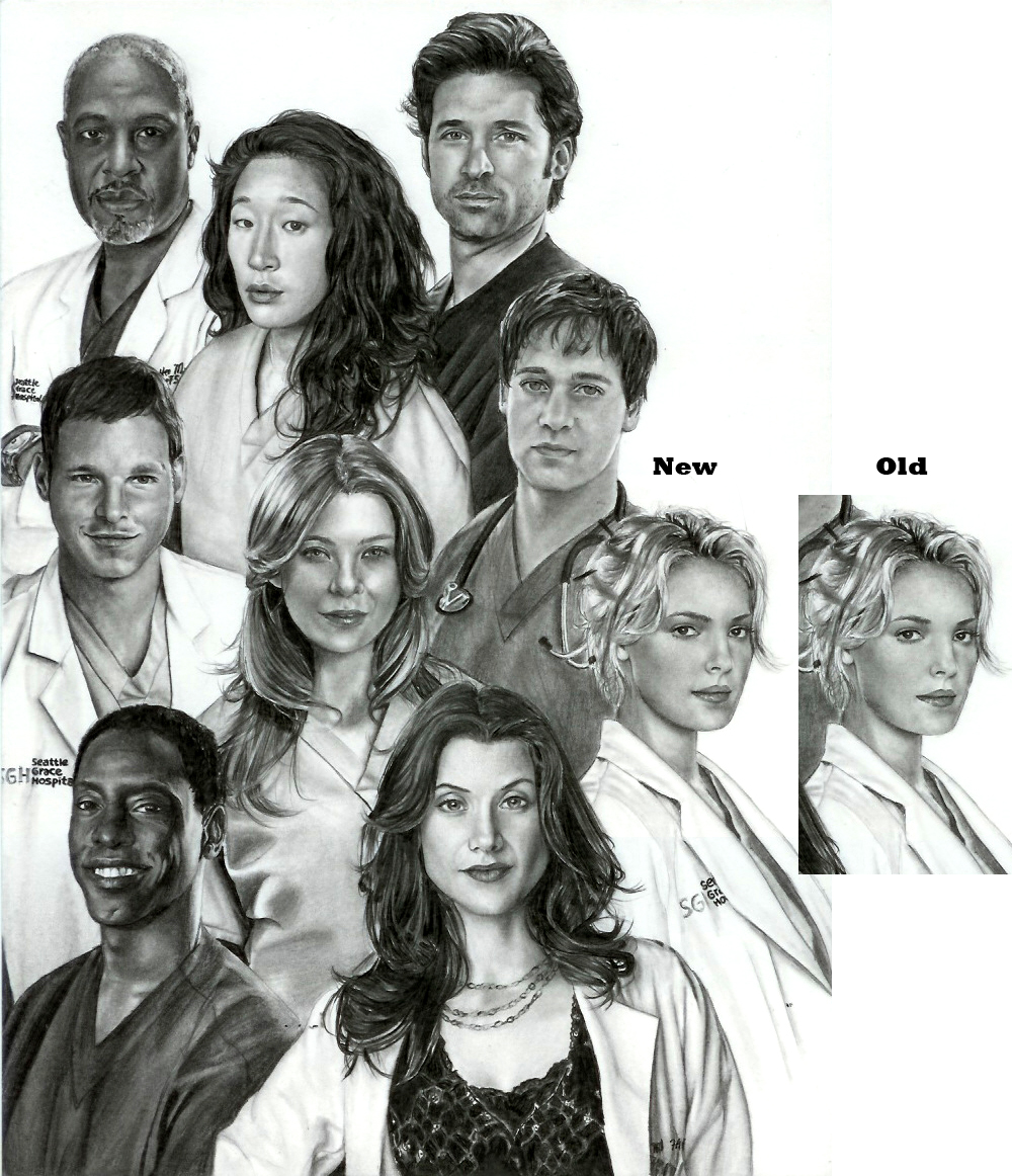 Grey's Anatomy -- WIP 10 by ArwenEvenstar16 on DeviantArt