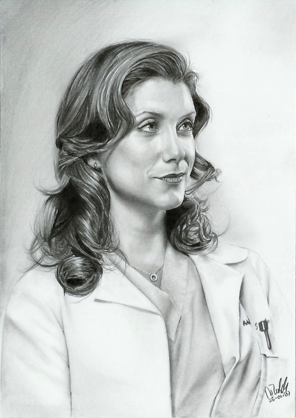 Drawing Lines Grey S Anatomy : Dr addison montgomery by arwenevenstar on deviantart