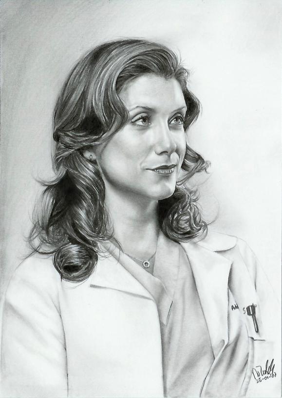 dr. Addison Montgomery by ArwenEvenstar16