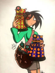 Guardian of Daleks