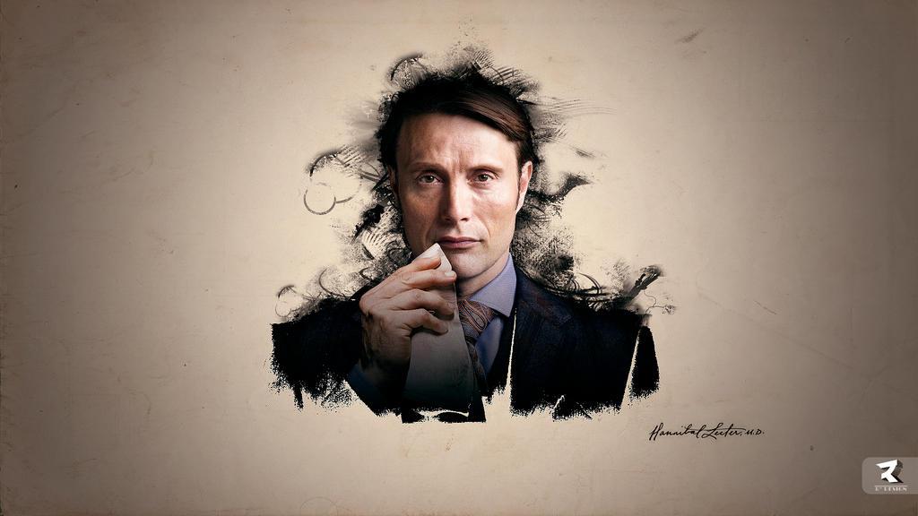Hannibal Lecter M.D. by ReeDx7 on DeviantArt Hannibal