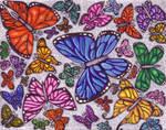 Flutterby Filigree by lunacatd