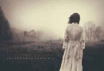 Haunted Remembrances by pompafunebris
