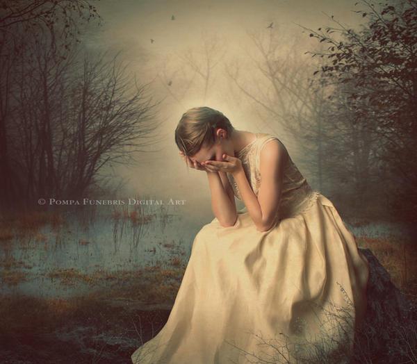 Endless Regret by pompafunebris