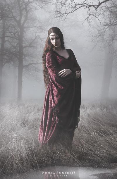Mists of Avalon by pompafunebris