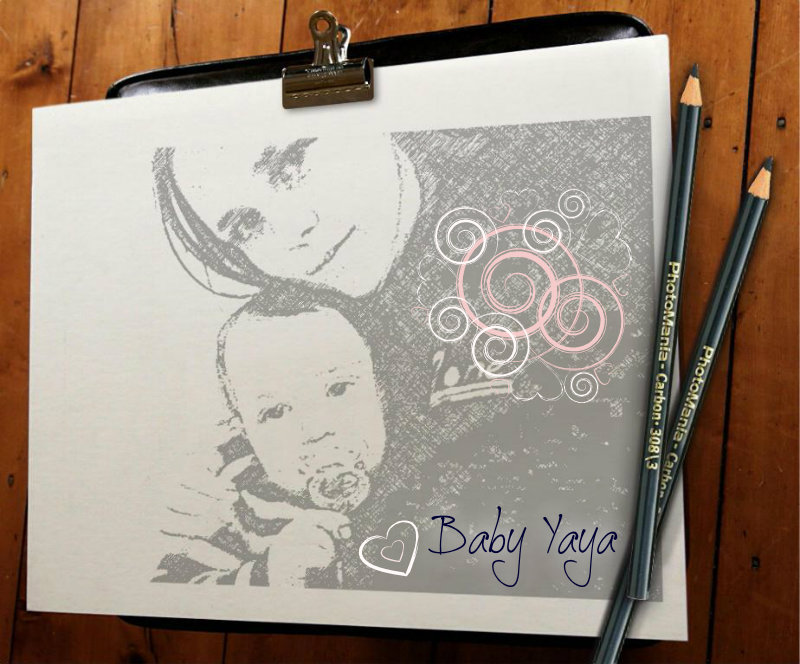 Baby Yaya by Sparkey38