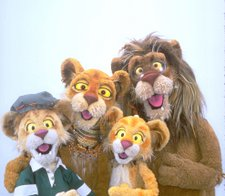 Between the Lions by TGWolven5